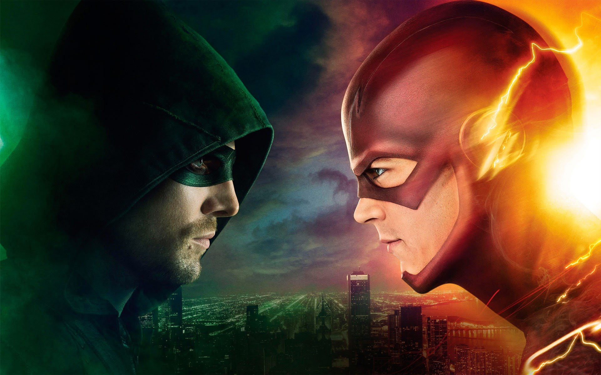 Fall TV Preview Arrow & Flash