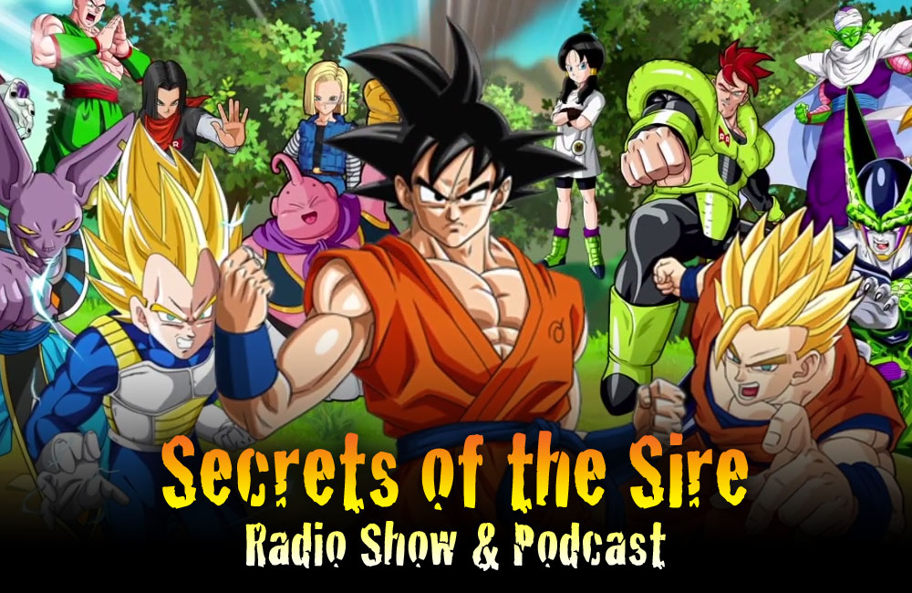 DragonBall Z Mike McFarland Anime Podcast