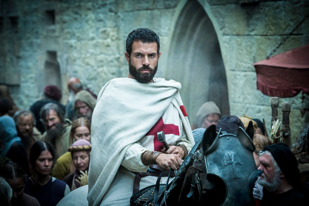 Knightfall History Channel