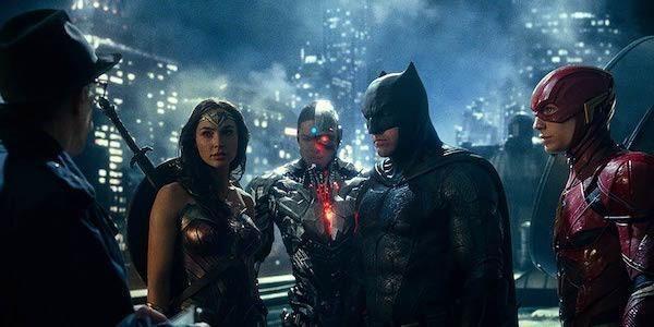 Zack Snyder JL Movie