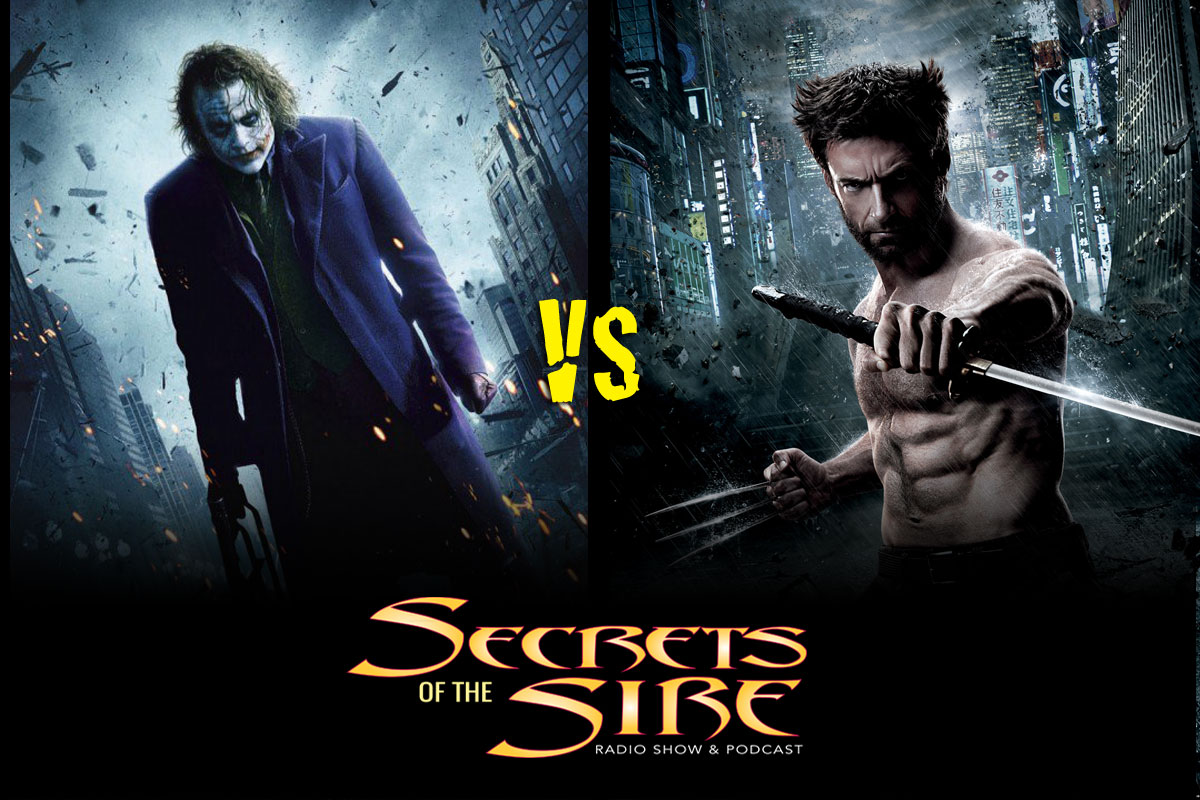 The Dark Knight vs The Wolverine