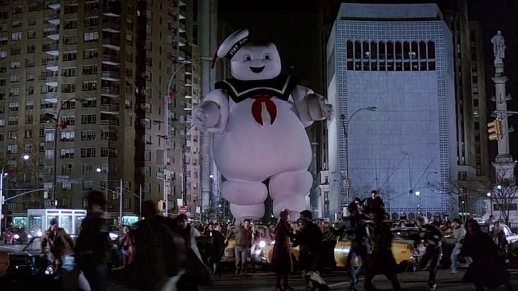 ghostbusters-stay-puft-marshmallow-man-behind-the-scenes-info-video