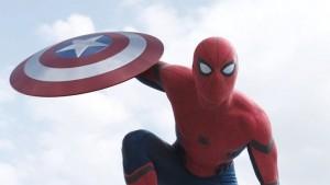 Spider-Man In The Civil War Trailer