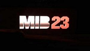 MIB 23 Logo Announced
