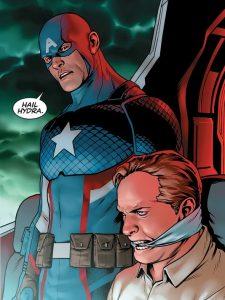 Hydra Captain America