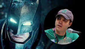 Geoff Johns Ben Affleck DC Films