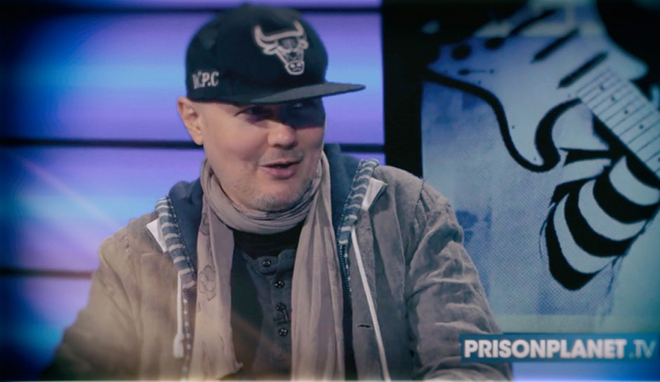 Billy Corgan InfoWars