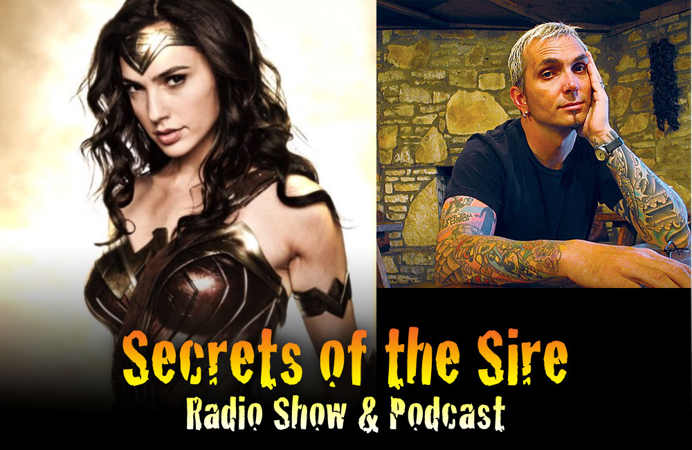 SoS Ep 72: Everclear Lead Singer Art Alexis Talks Wonder Woman, Comic Book Movies & More