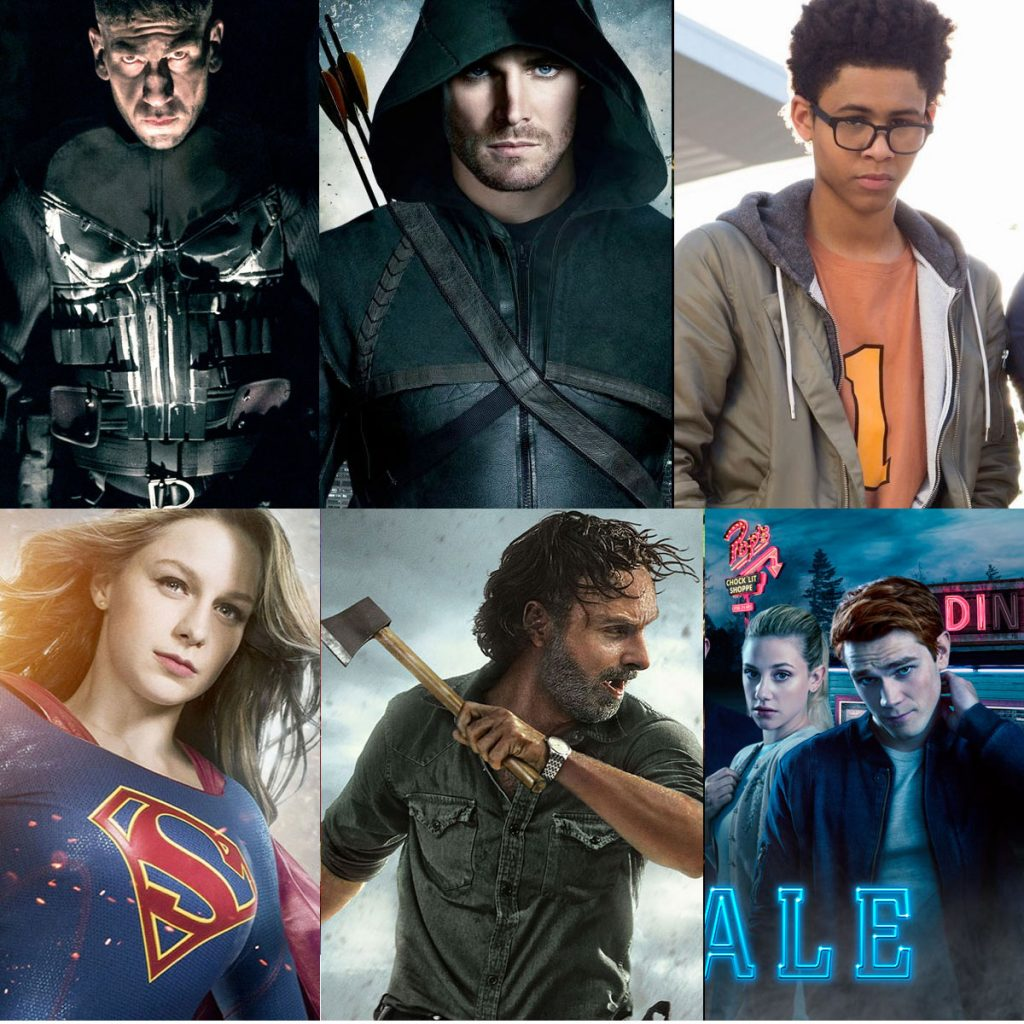 Best ComicBook TV Shows