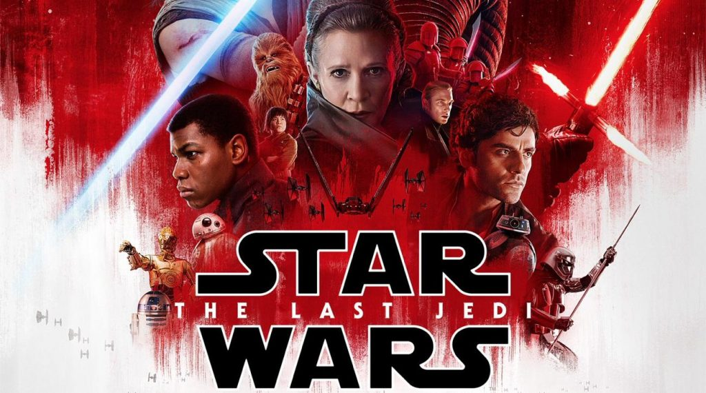 Star Wars The Last Jedi Preview