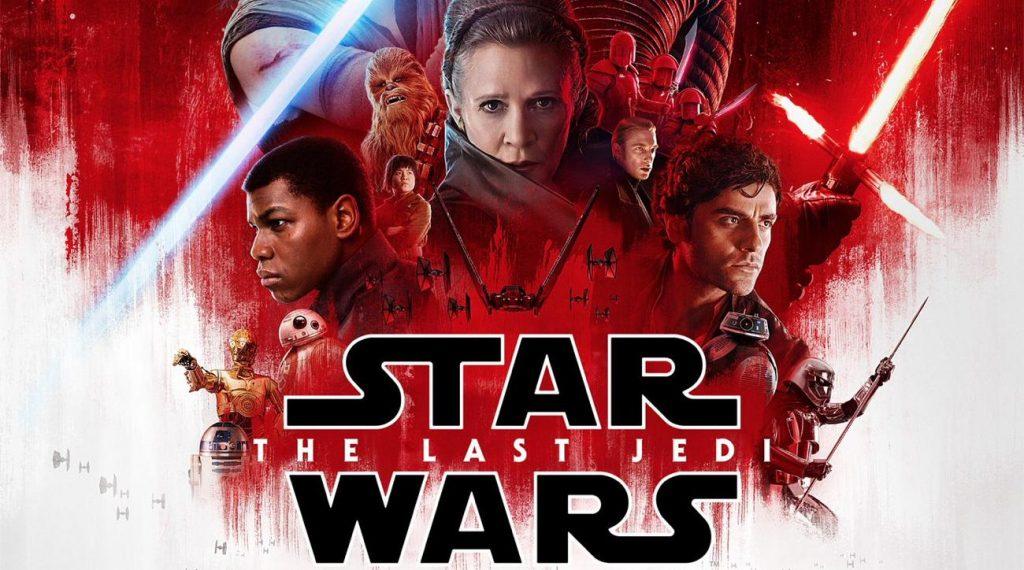 Star Wars The Last Jedi Preview