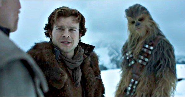 Solo Star Wars Story Trailer