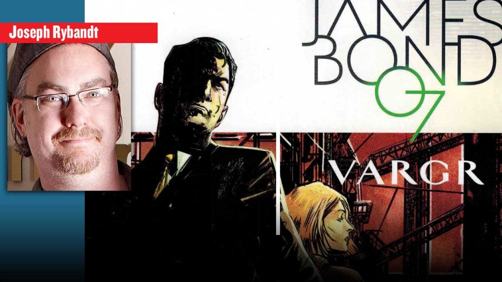 Dynamite Comics Joseph Rybandt Interview