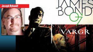 Dynamite Comics Joseph Rybandt Interview