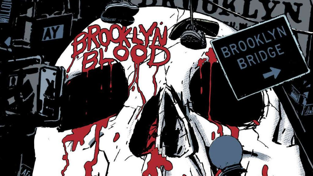 Brooklyn Blood Graphic Novel