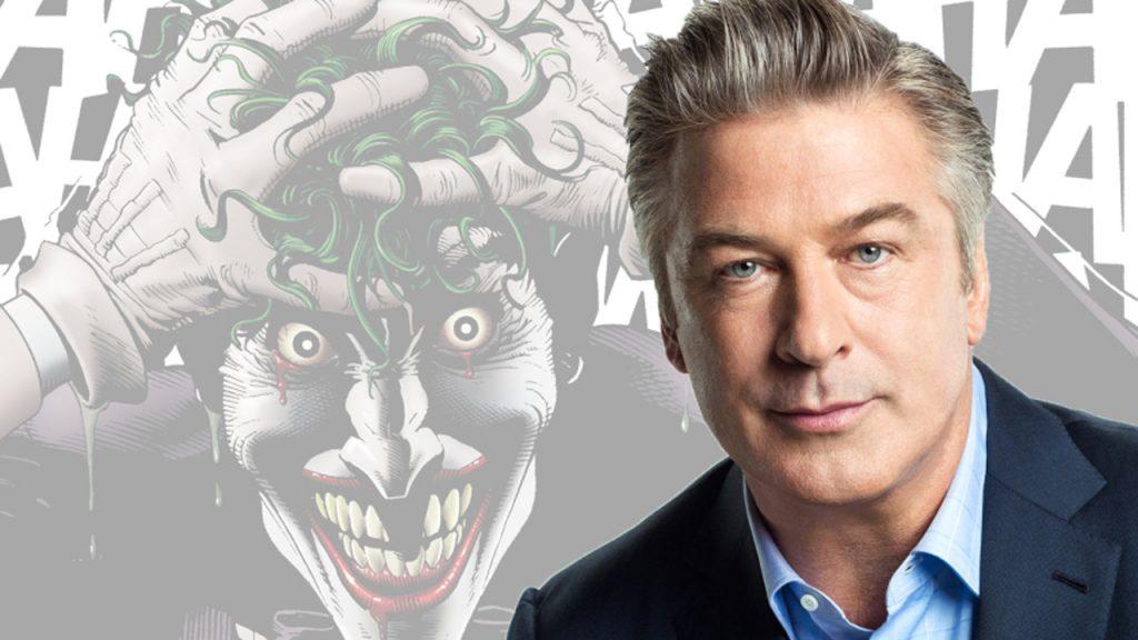 Alec Baldwin Joker