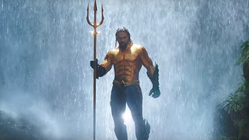 Aquaman Trailer Review