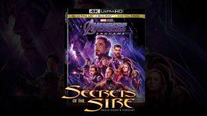 Avengers: Endgame BluRay Review