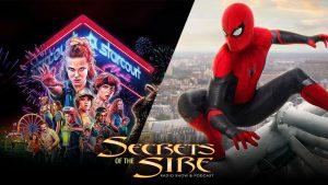 Spider-Man: FFH vs Stranger Things