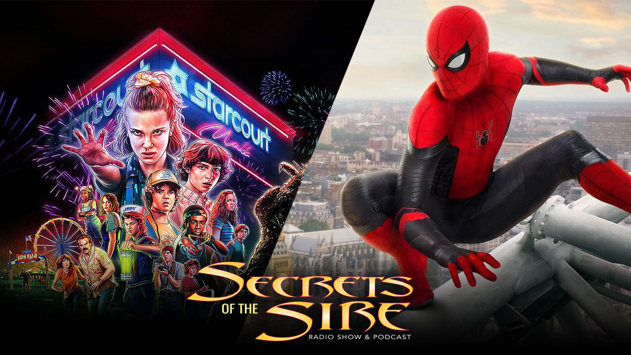 Spider-Man: FFH vs Stranger Things