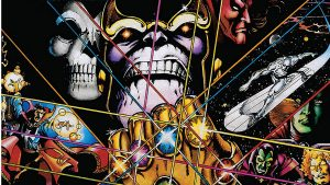 cover-of-the-infinity-gauntlet-trade-paperback-collection-written-by-jim-starlin-and-illustrated