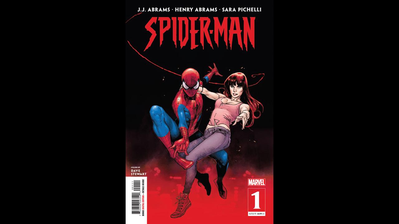 Spider-Man #1 JJ Abrams