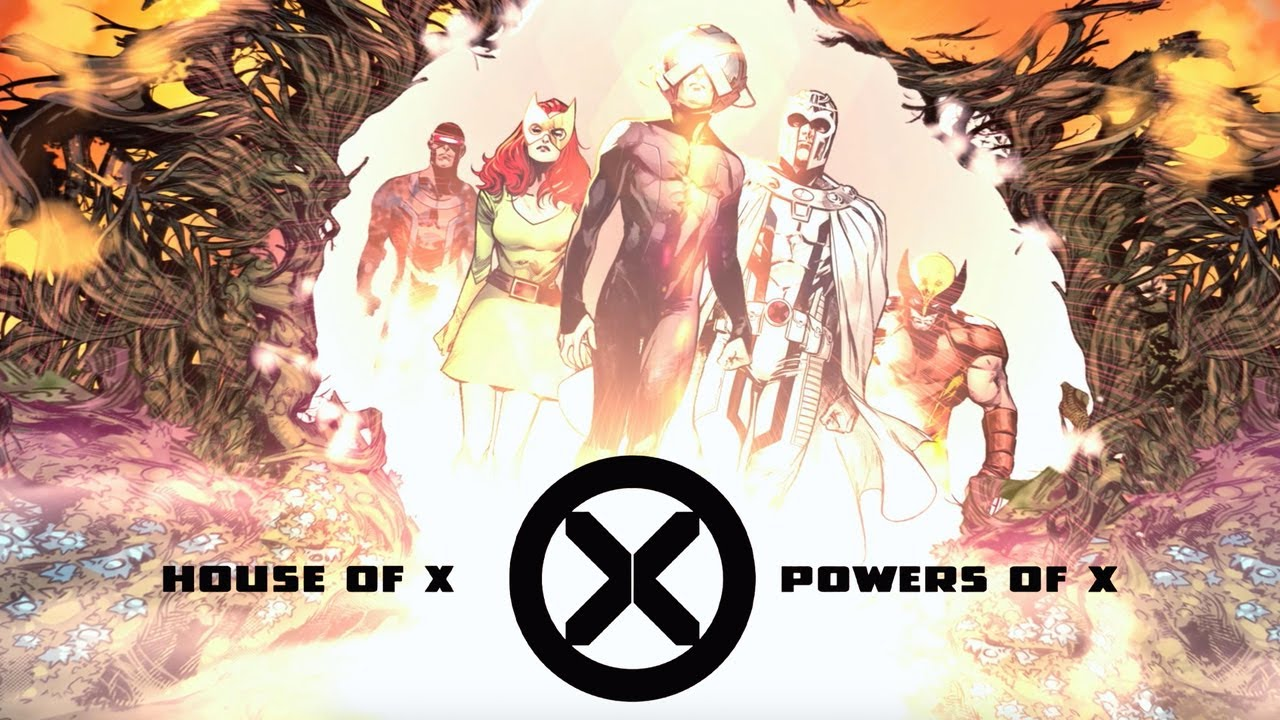 House of X, Powers of X Review