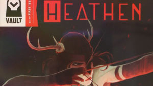 Heathen Movie NEws Catherine Hardwike