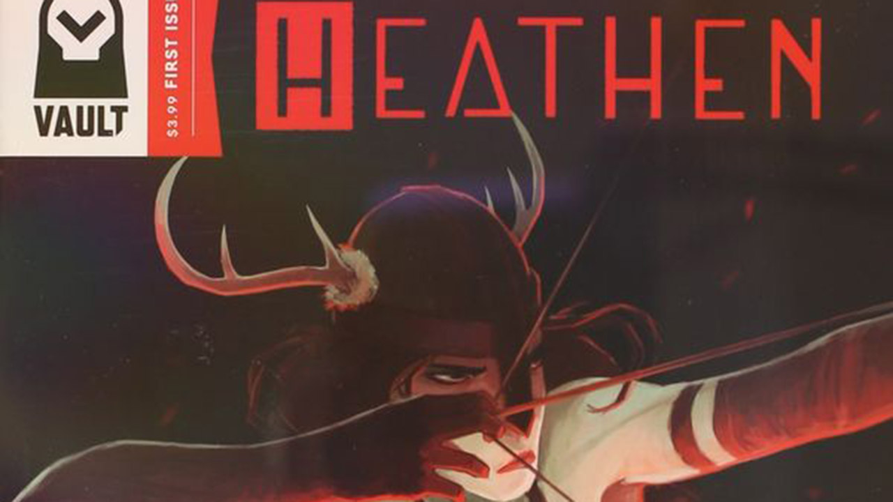 Heathen Movie NEws Catherine Hardwike