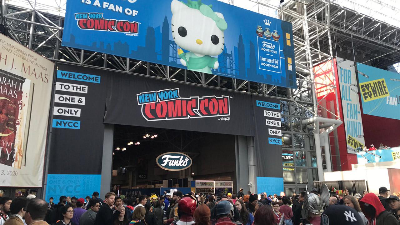 NY ComicCon 2019