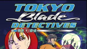 Tokyo Blade Detectives Cover