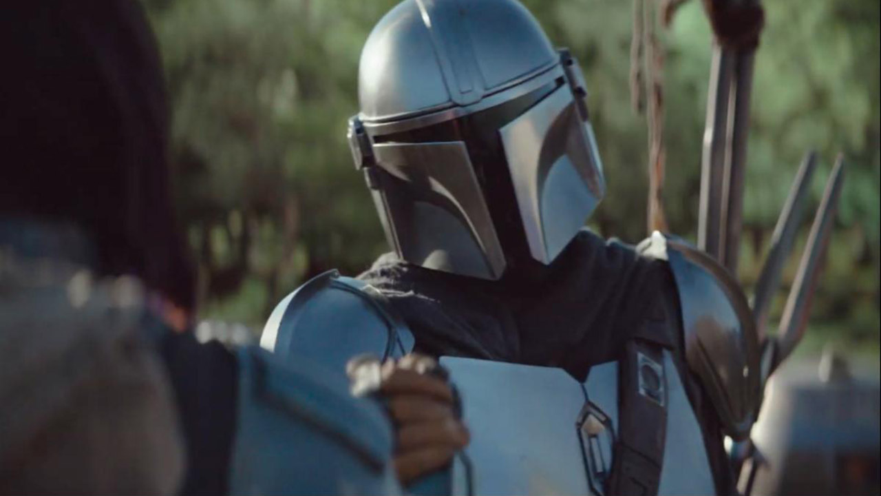 The Mandalorian Ep 1 Review